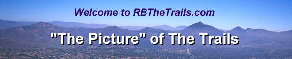 Welcome to RBTheTrails.com, The Picture of The Trails